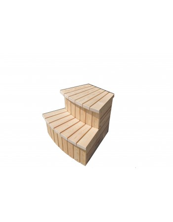 Type B steps