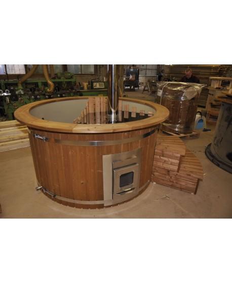 180 cm Plastic hot tub