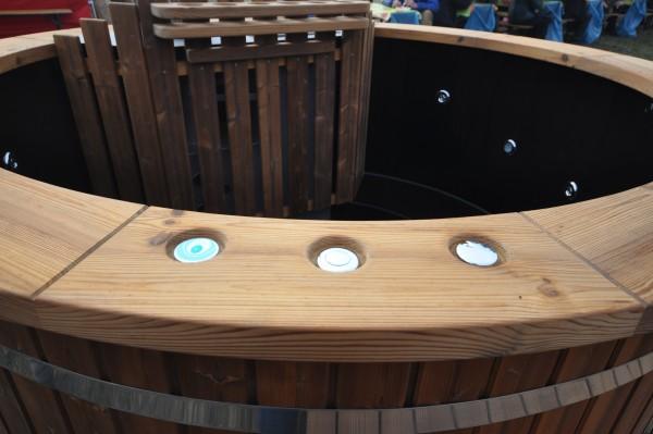 Water massage system