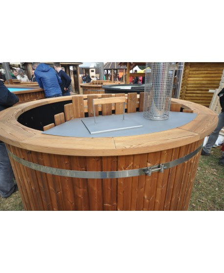 hot tub stove
