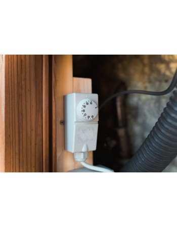 electric heater with thermostat