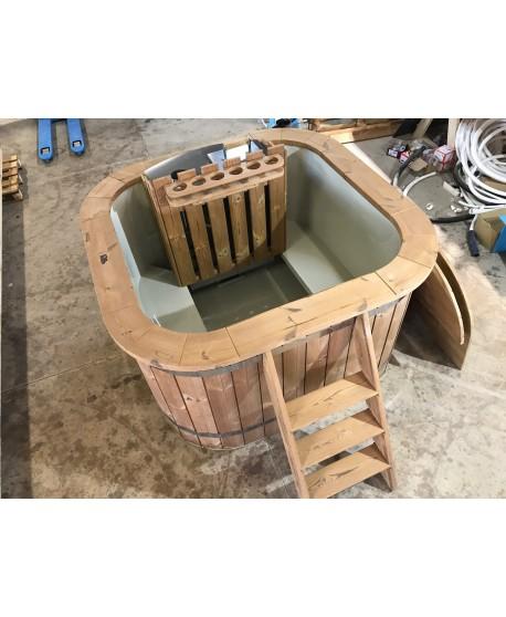 Square shape SPA hot tub