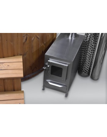 external heater hot tub