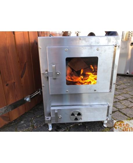 External aluminum heater KL AL-90
