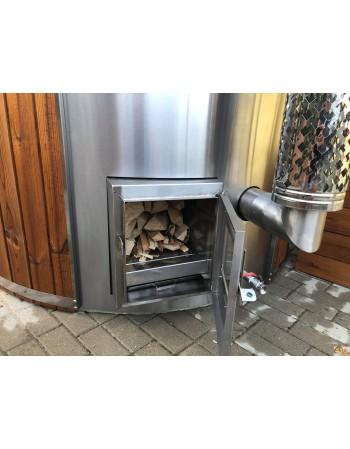 hard fuel stove