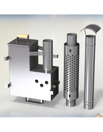 KL np-59 Inside stove 28kW