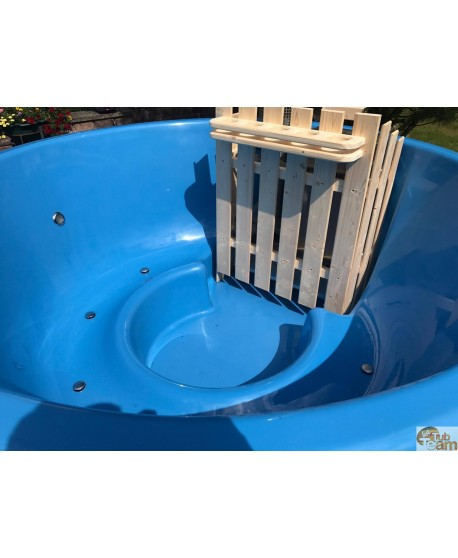internal stove for hot tub