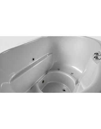 Fiberglass bath