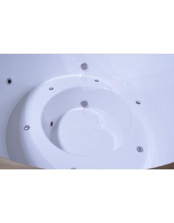 hot tub shape