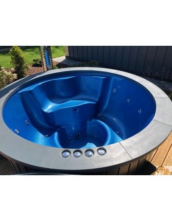 Royal wellness fiberglass bath 1.8 m