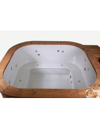 Spa massage pool