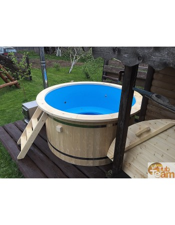 Plastic hot tub 180Cm. diameter