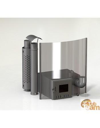 Integrated stove KjL np-01