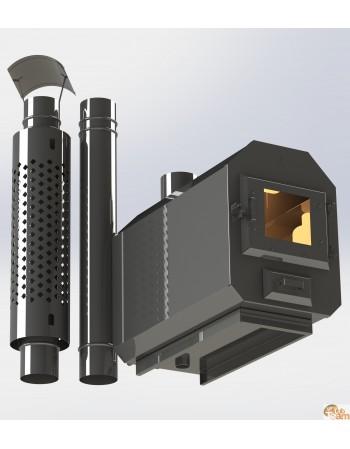 External stainless steel stove KA8 np - 2