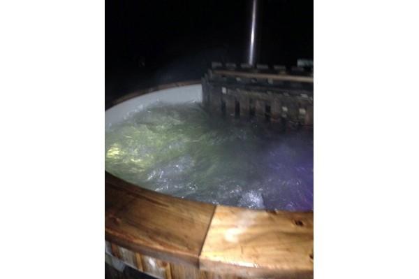 Air bubbles massage