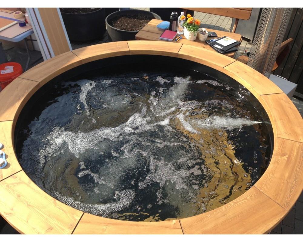 massage for hot tub